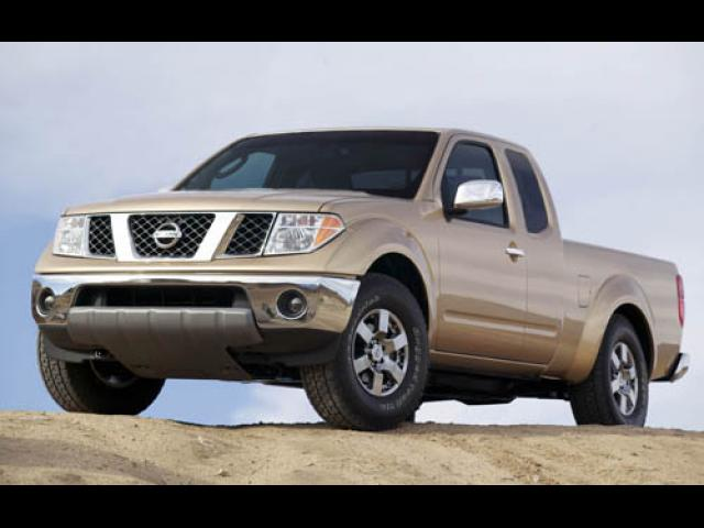 Junk 2005 Nissan Frontier in Grand Rapids