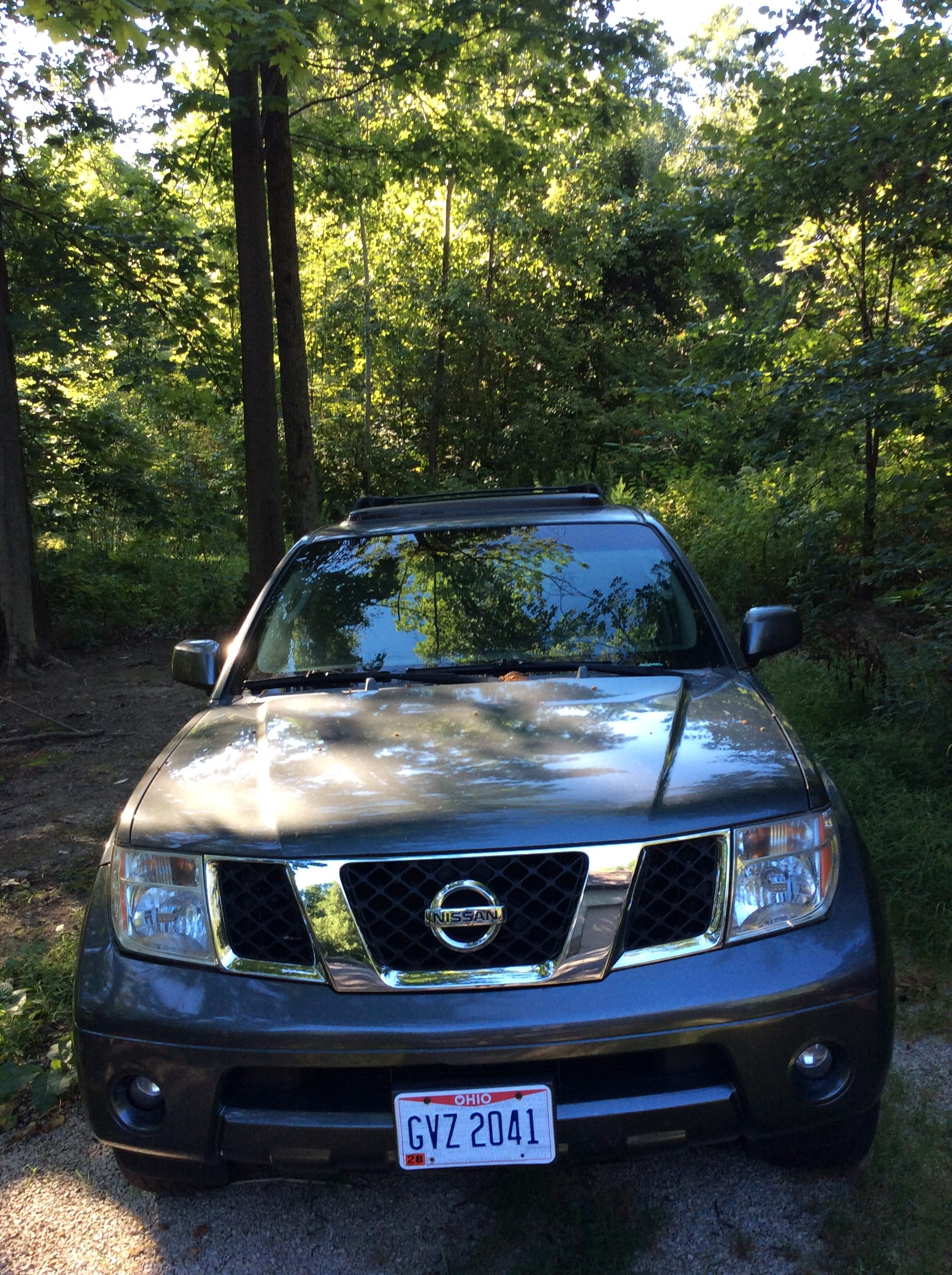 Junk 2005 Nissan Pathfinder in Chardon