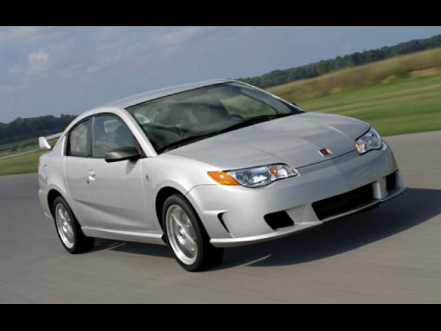 Junk 2005 Saturn Ion in Ft Mitchell