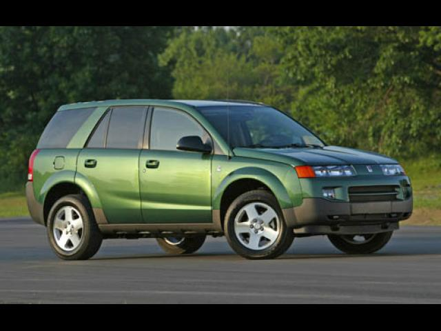 Junk 2005 Saturn Vue in Placerville