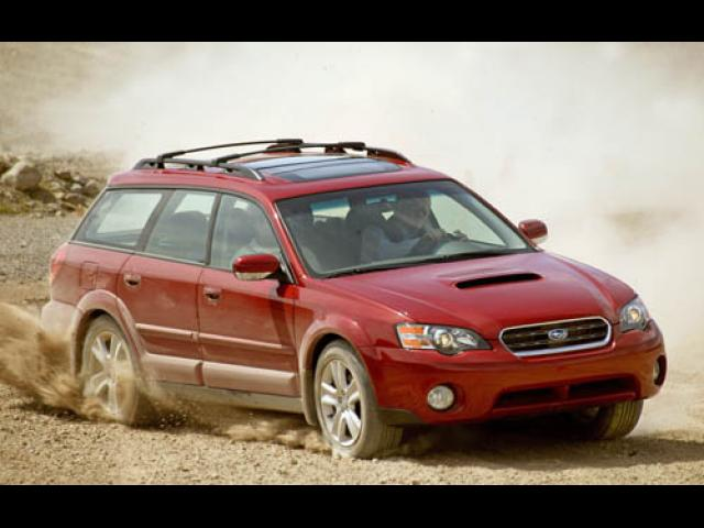 Junk 2005 Subaru Legacy in Pittsboro