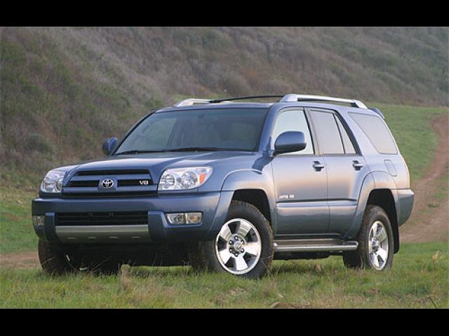 Junk 2005 Toyota 4Runner in Greentown