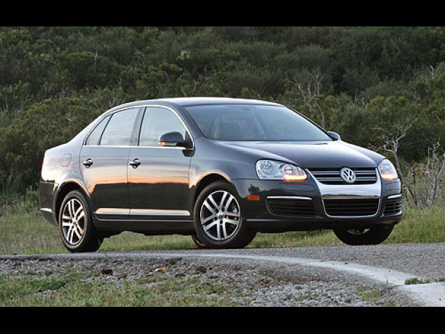 Junk 2005 Volkswagen New Jetta in Detroit