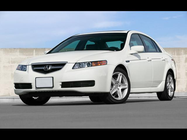 Junk 2006 Acura 3.2TL in San Clemente