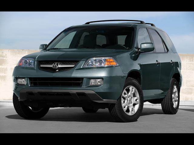 Junk 2006 Acura MDX in New Haven