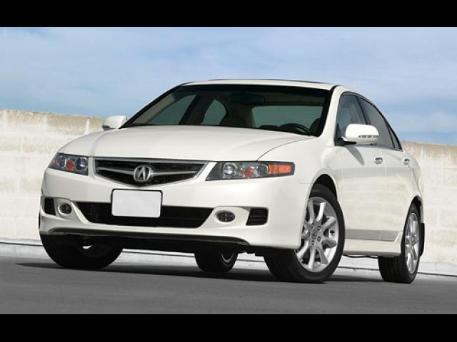Junk 2006 Acura TSX in Chino Hills
