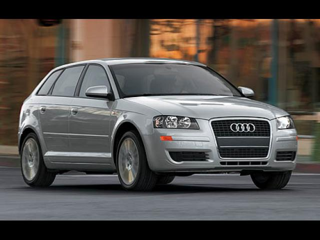 Junk 2006 Audi A3 in West New York
