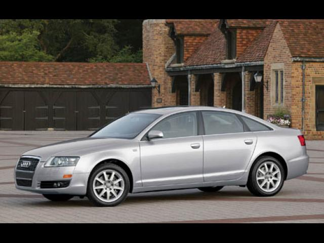 Junk 2006 Audi A6 in Harbor City