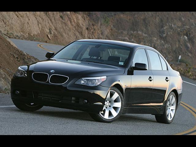 Junk 2006 BMW 525 in Southfield