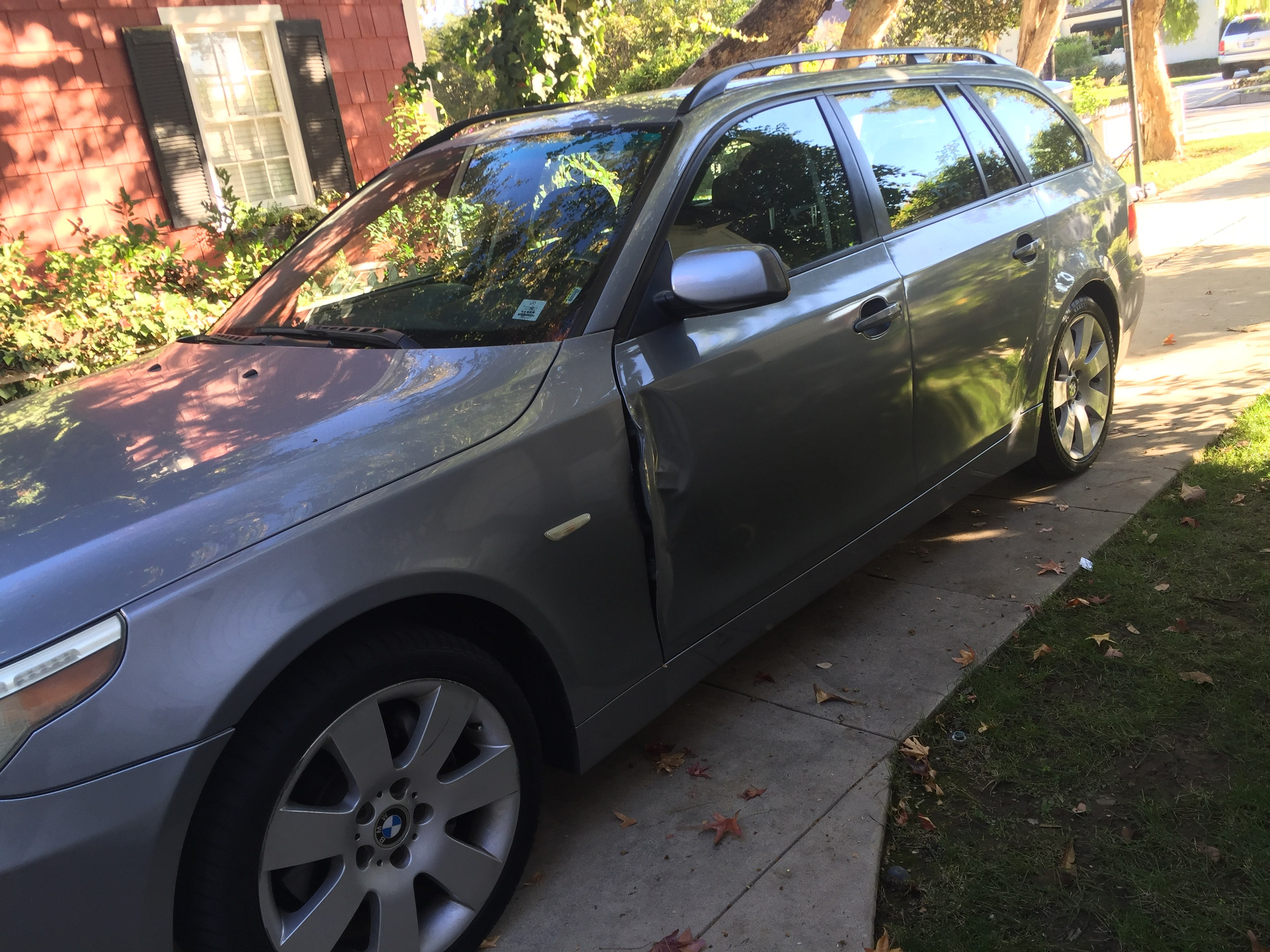 Junk 2006 BMW 530 in Santa Ana