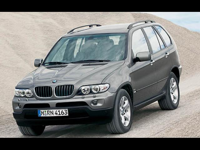 Junk 2006 BMW X5 in Chardon