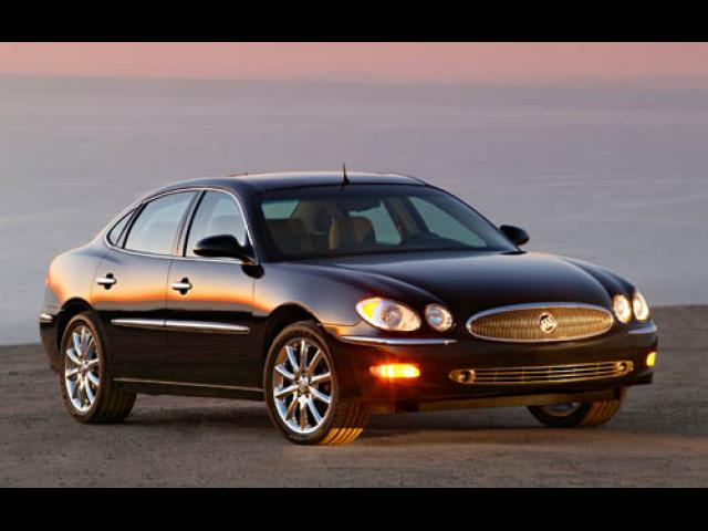 Junk 2006 Buick LaCrosse in Cleveland