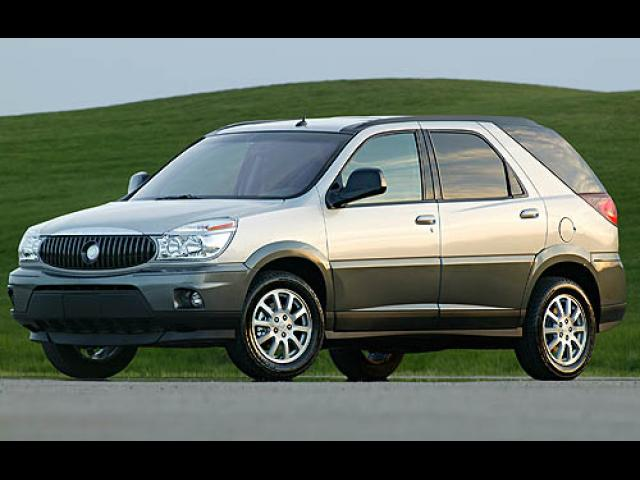 Junk 2006 Buick Rendezvous in Clinton Township