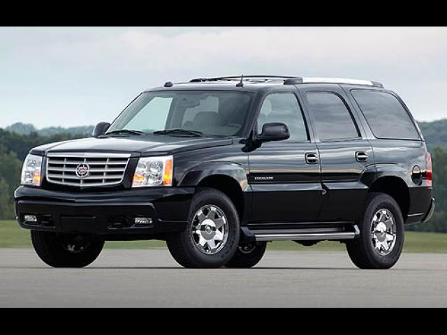 Junk 2006 Cadillac Escalade in Rockwall