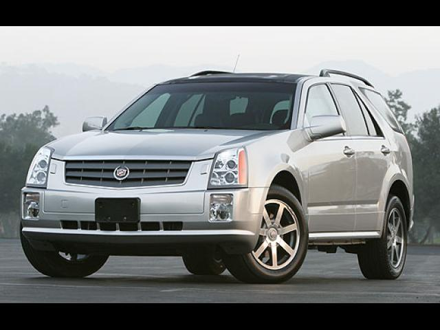 Junk 2006 Cadillac SRX in Dorchester Center