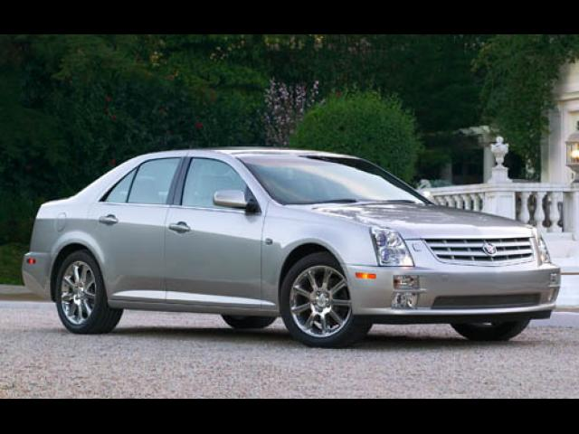 Junk 2006 Cadillac STS in Williamston