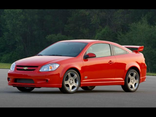 Junk 2006 Chevrolet Cobalt in Richardson