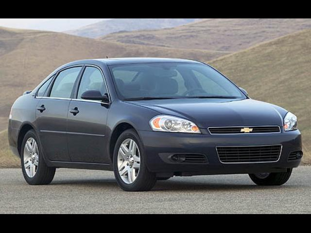 Junk 2006 Chevrolet Impala in Houston