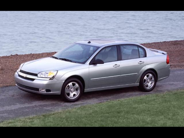 Junk 2006 Chevrolet Malibu in Fairmont