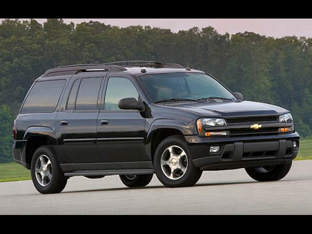 Junk 2006 Chevrolet TrailBlazer in Uniontown
