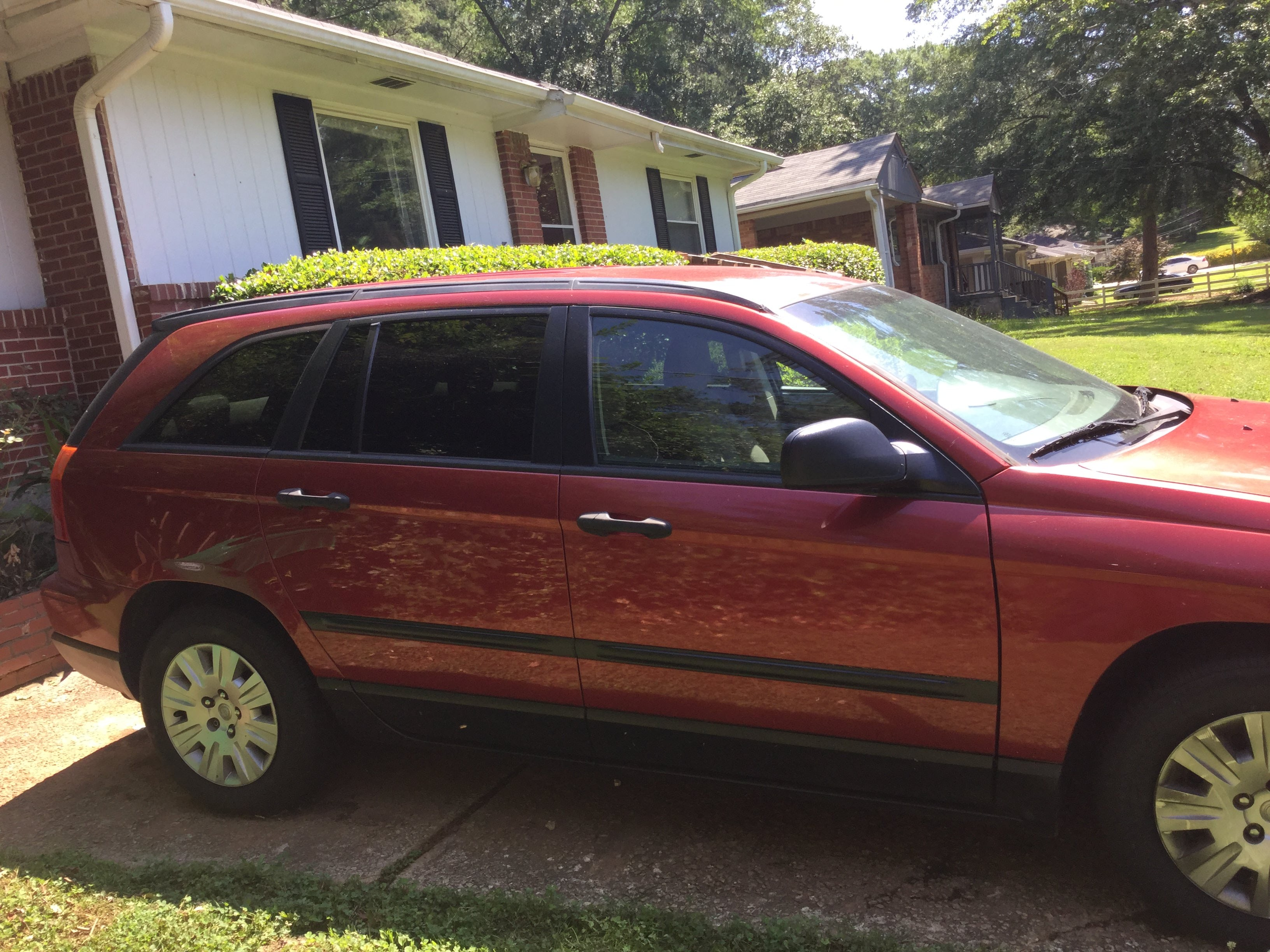 Junk 2006 Chrysler Pacifica in Decatur