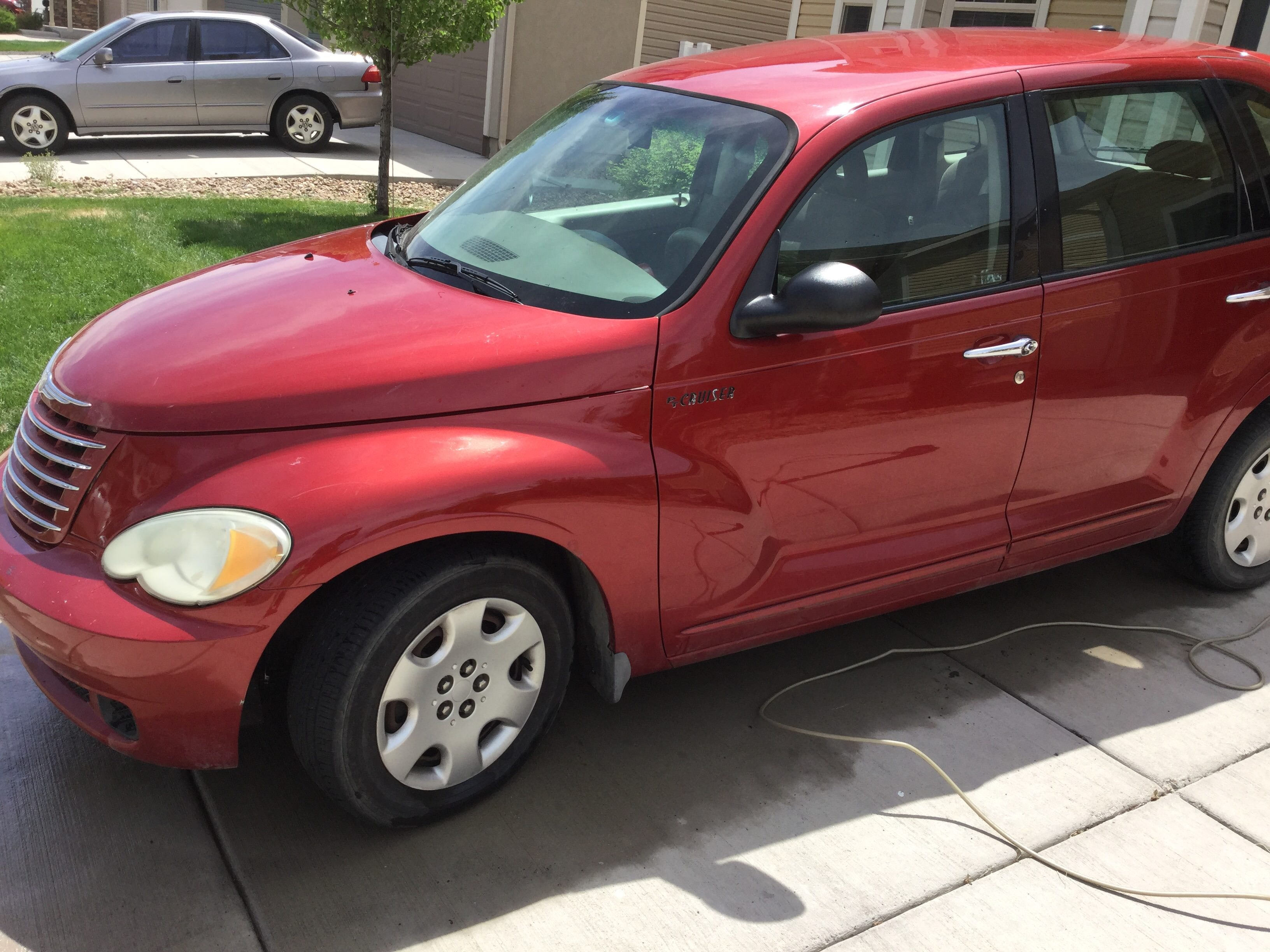 Junk 2006 Chrysler PT Cruiser in Denver