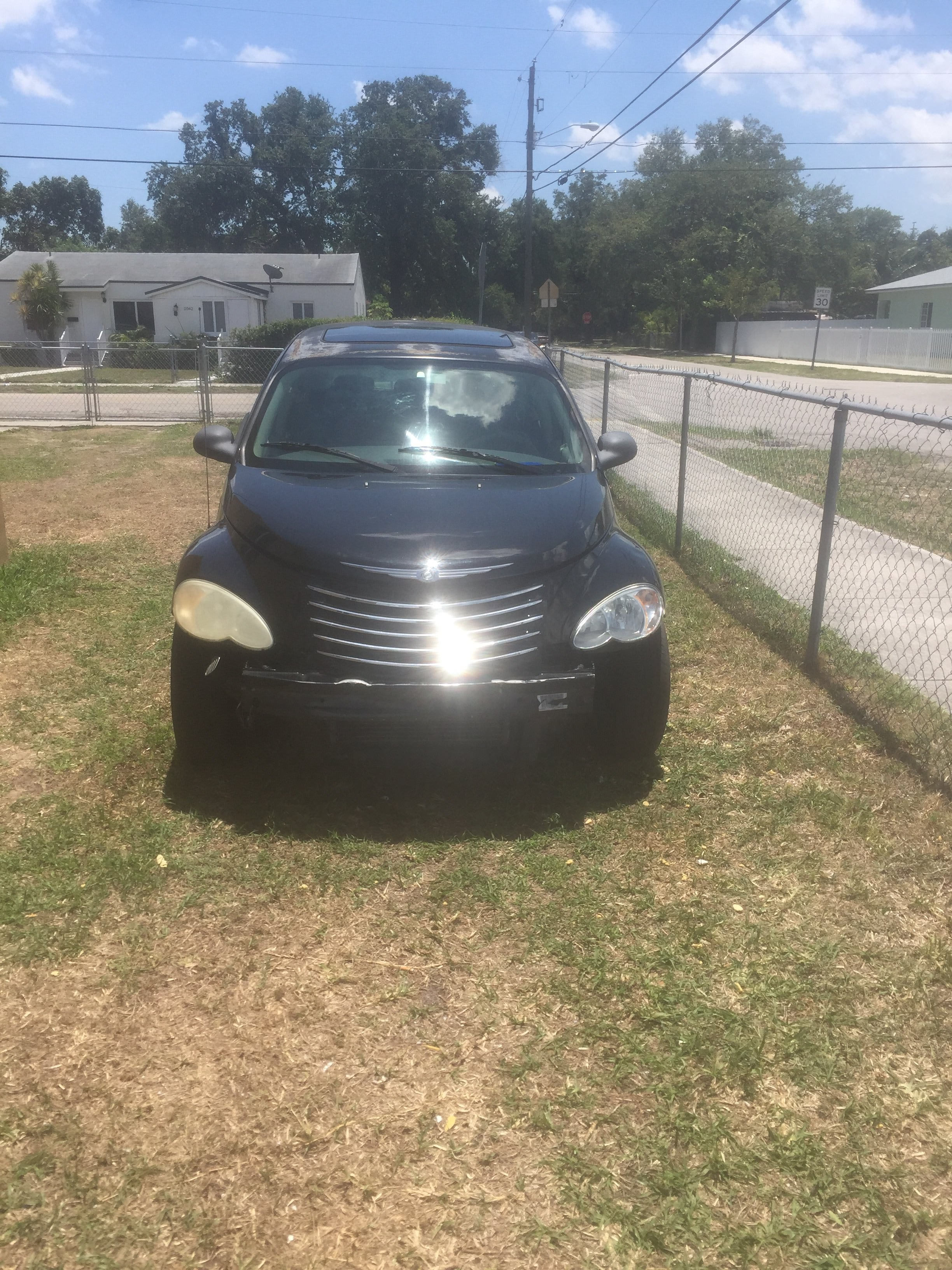 Junk 2006 Chrysler PT Cruiser in Miami