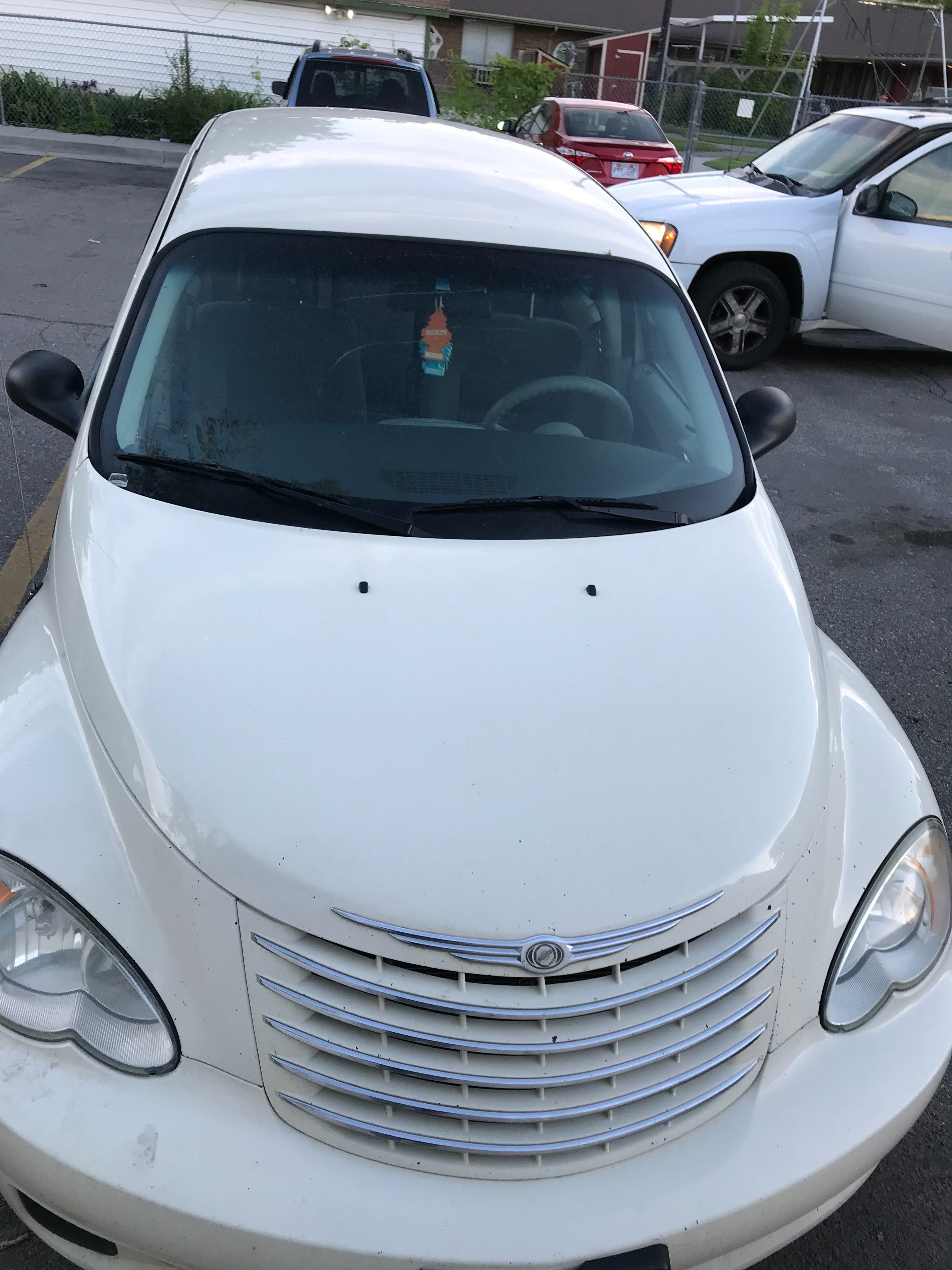 Junk 2006 Chrysler PT Cruiser in West Jordan