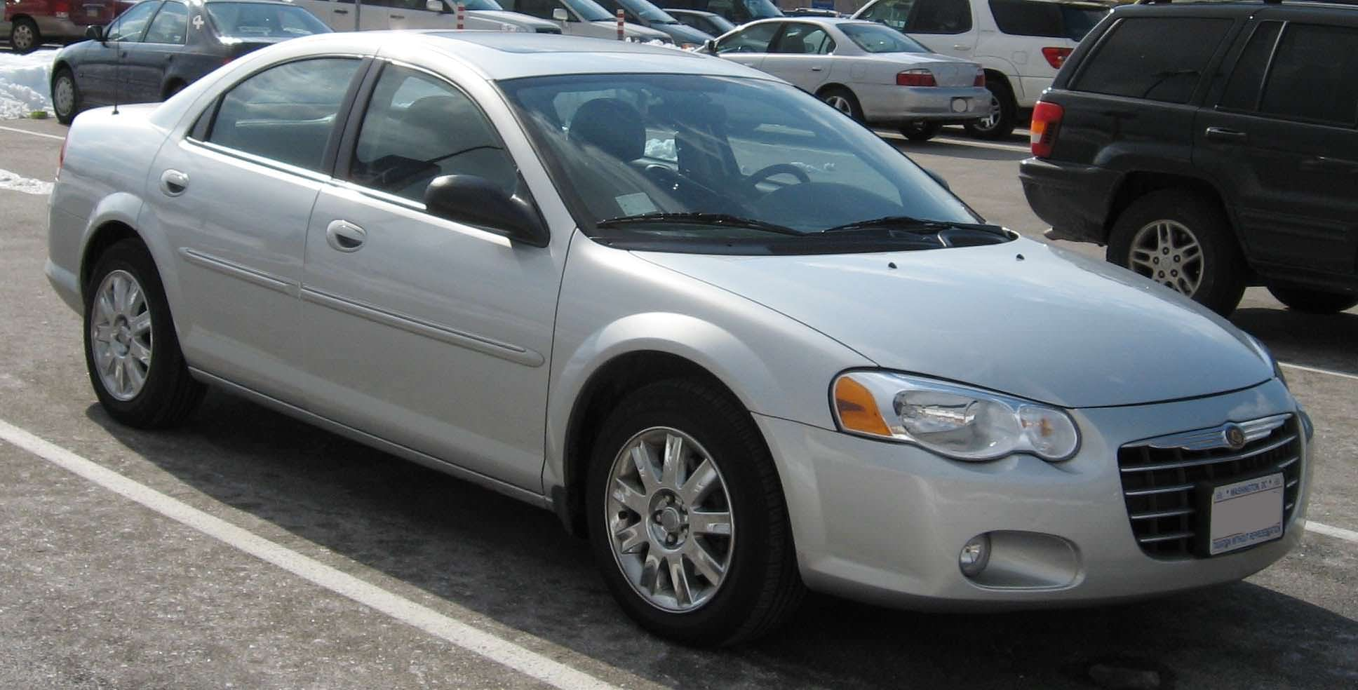 Junk 2006 Chrysler Sebring in Tuscaloosa