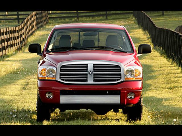 Junk 2006 Dodge RAM 2500 in Beverly