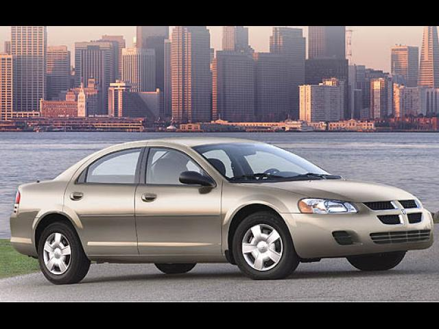 Junk 2006 Dodge Stratus in Canyon Country