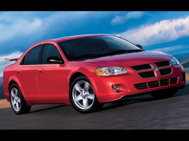 Junk 2006 Dodge Stratus in Lithonia