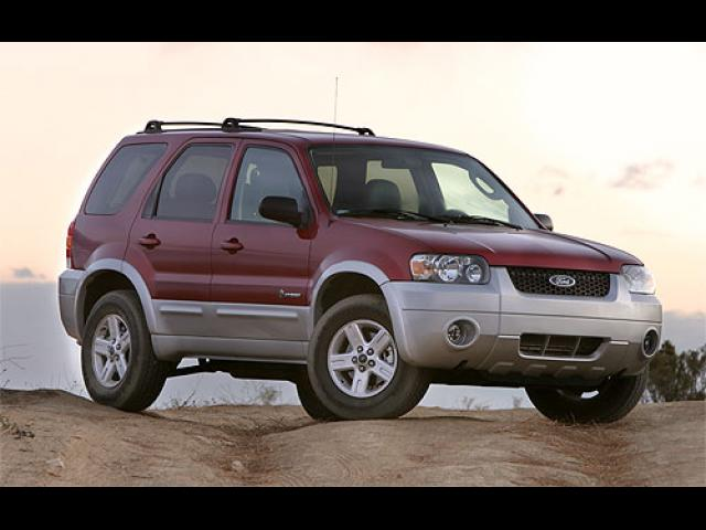 Junk 2006 Ford Escape in Cool
