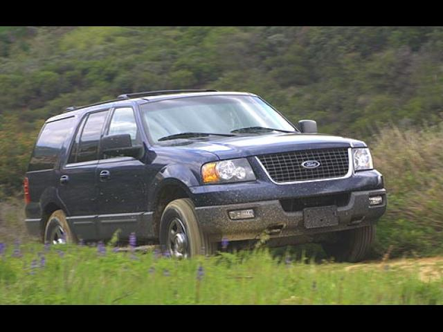 Junk 2006 Ford Expedition in Detroit