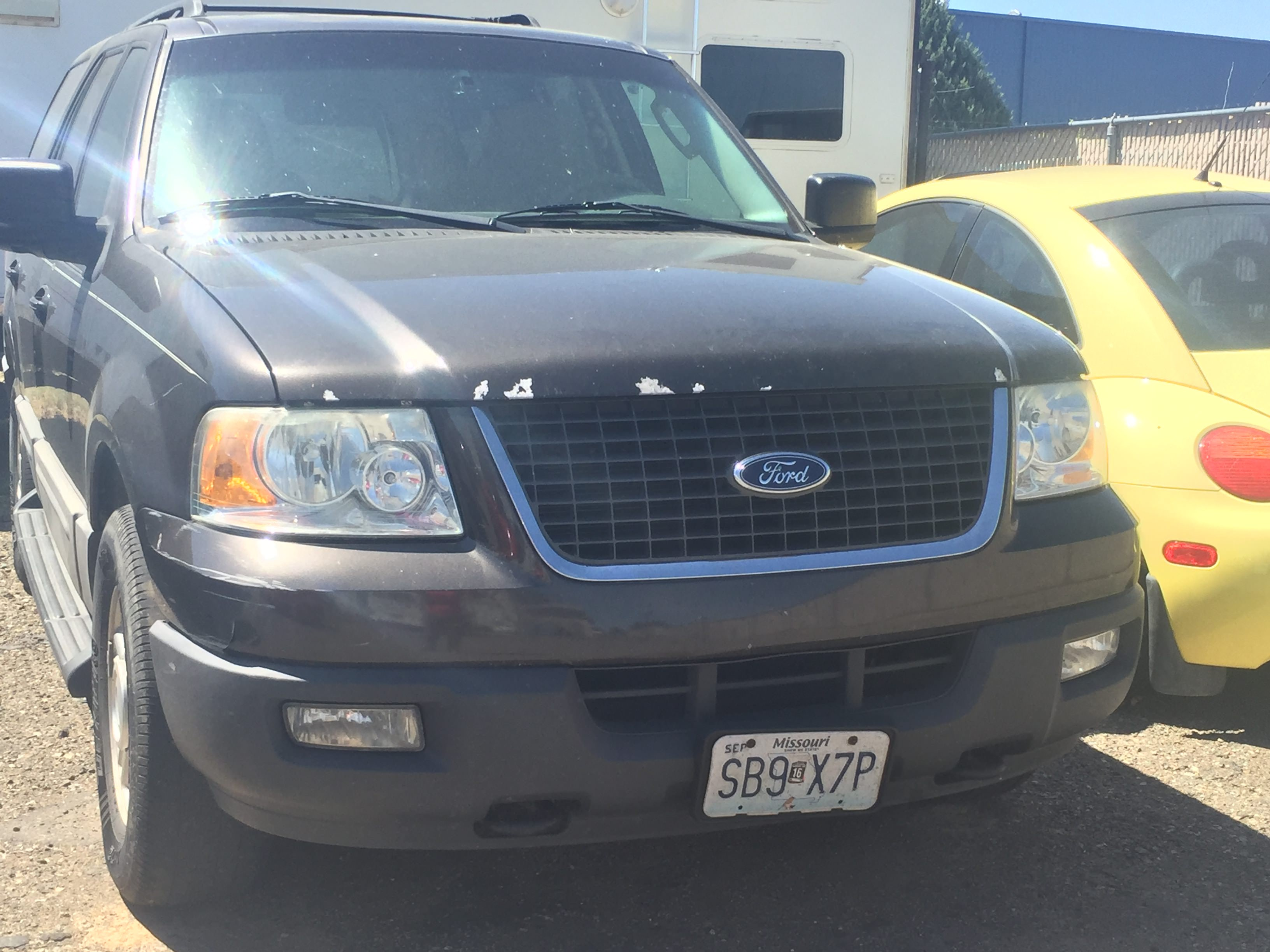 Junk 2006 Ford Expedition in Prescott Valley