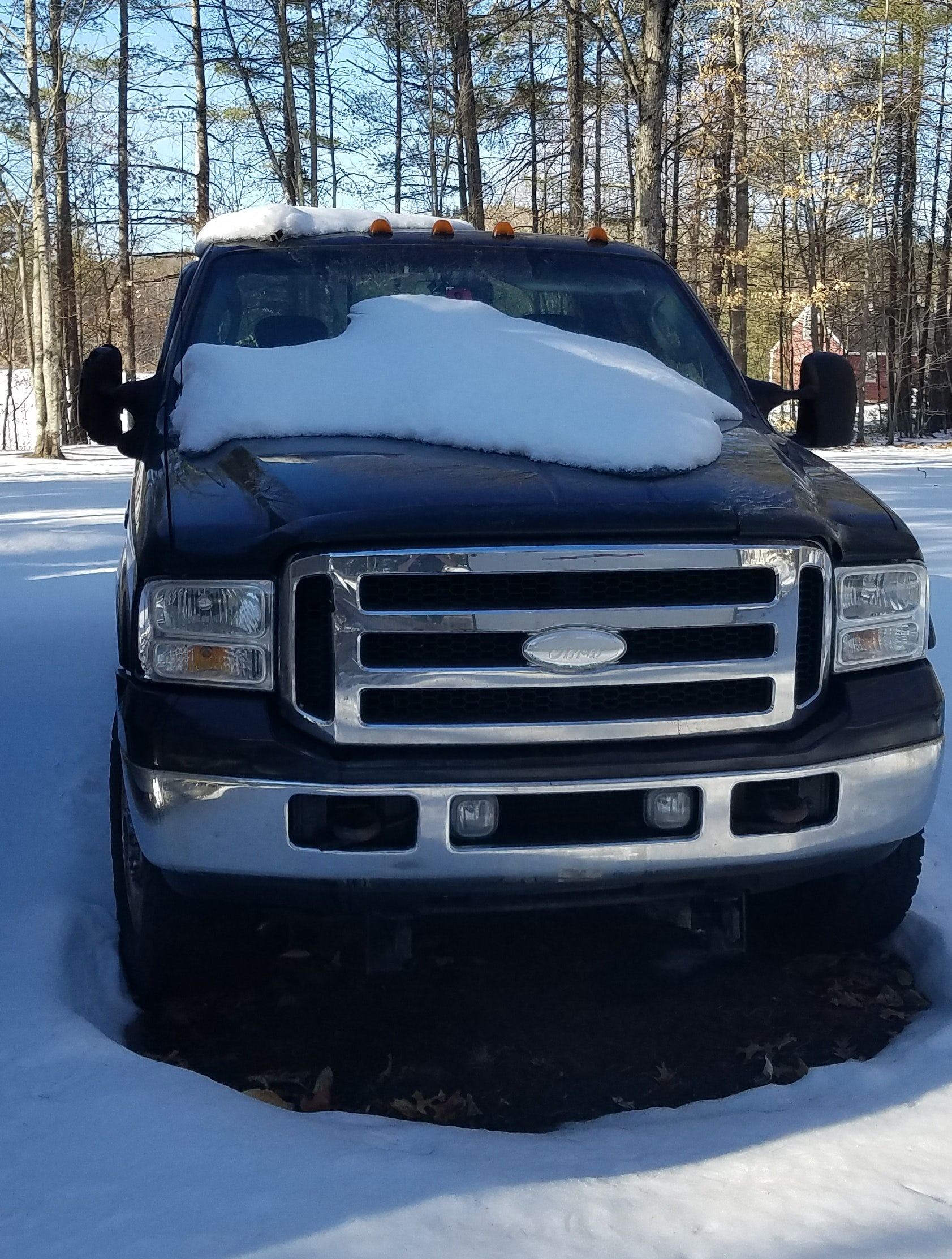 Junk 2006 Ford F250 in Contoocook