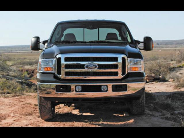 Junk 2006 Ford F350 in Quartz Hill