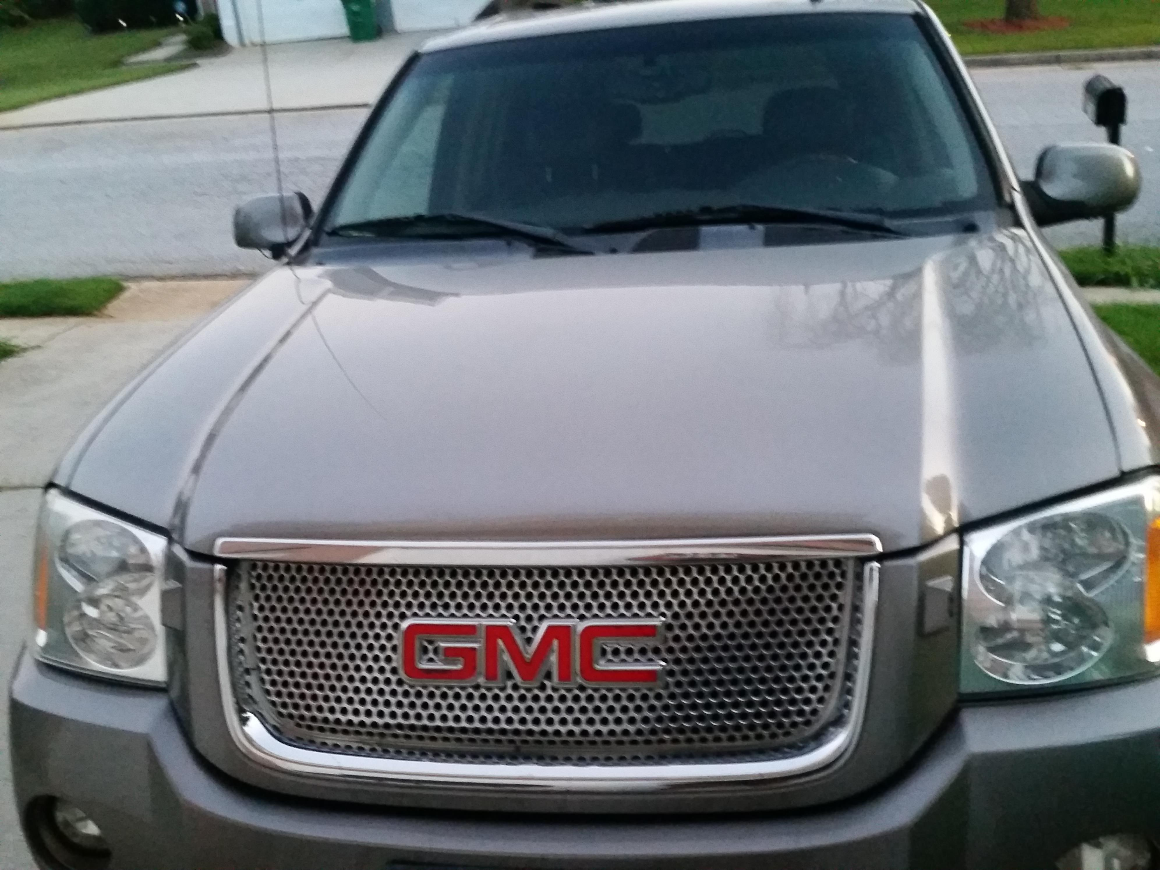 Junk 2006 GMC Envoy in Lithonia