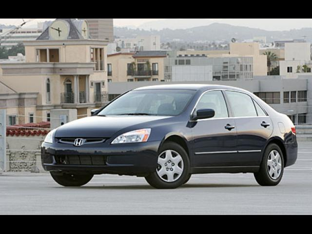 Junk 2006 Honda Accord in Damascus