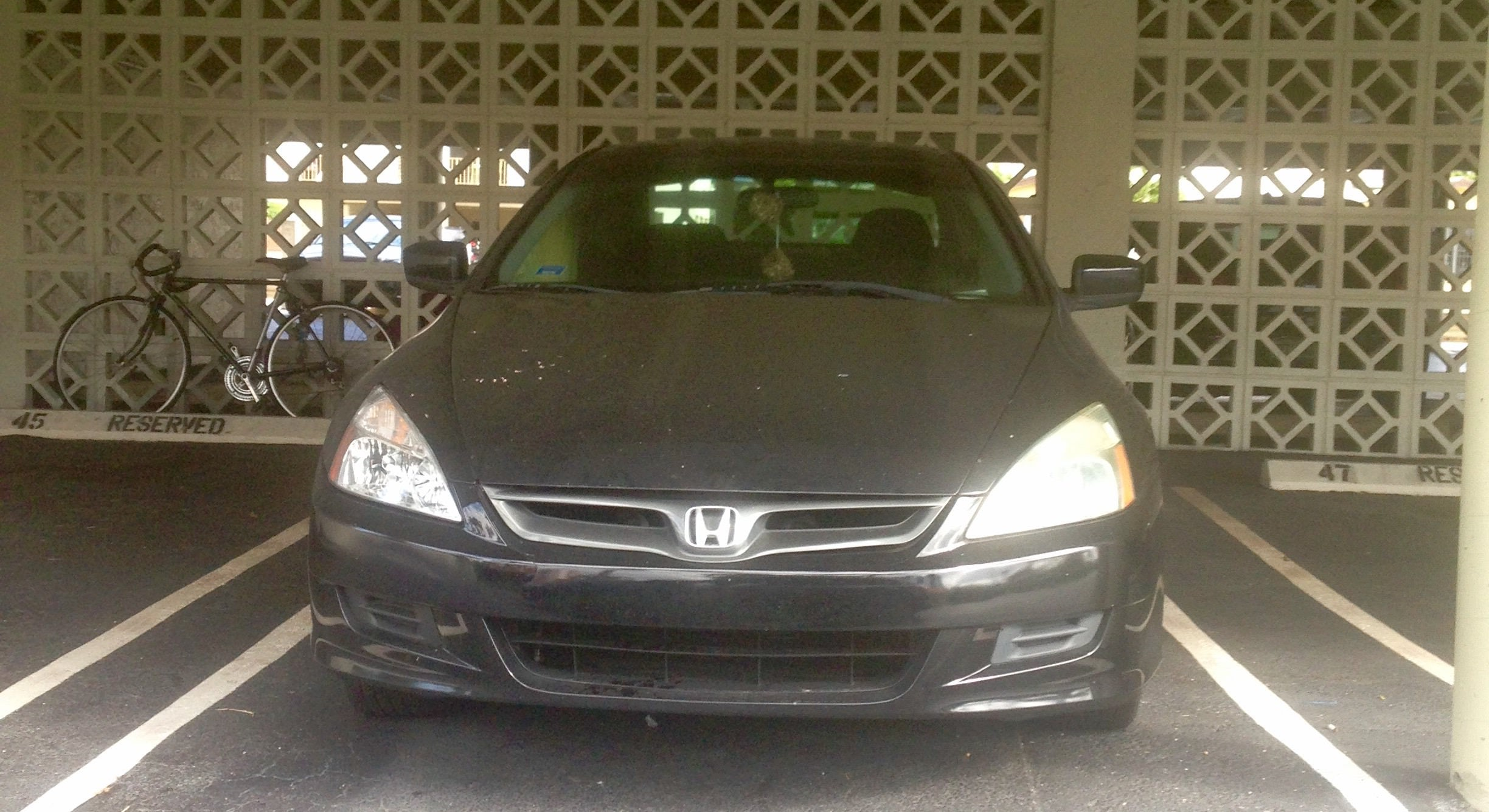 Junk 2006 Honda Accord in North Miami Beach