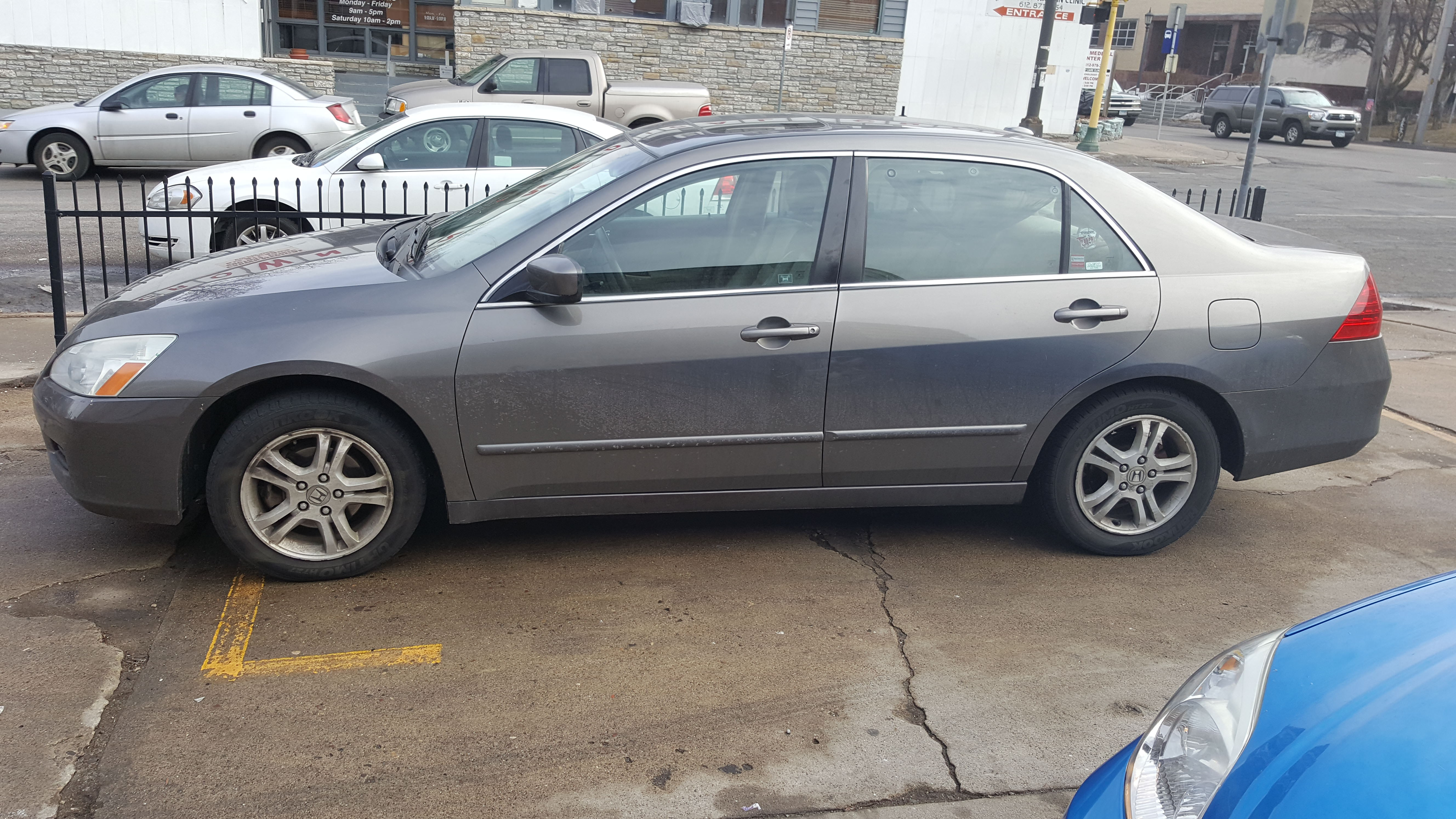 Junk 2006 Honda Accord in Prior Lake