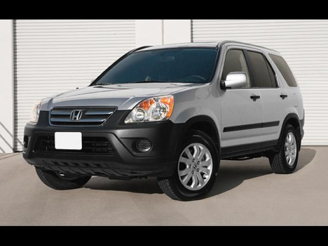 Junk 2006 Honda CR-V in North Liberty