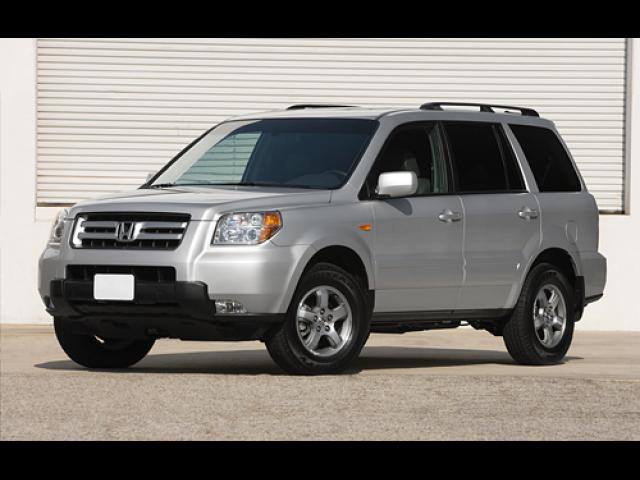 Junk 2006 Honda Pilot in Atlantic Beach