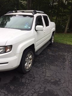 Junk 2006 Honda Ridgeline in Essex