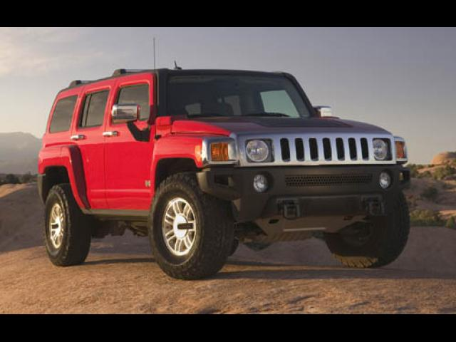Junk 2006 Hummer H3 in Kansas City