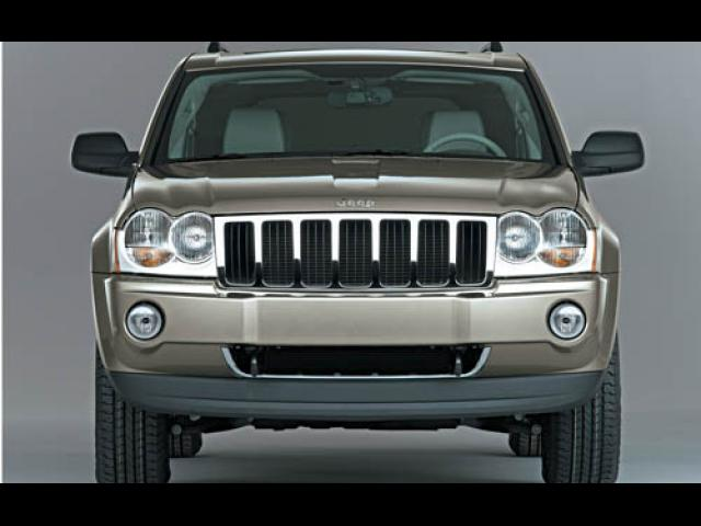 Junk 2006 Jeep Grand Cherokee in New Port Richey