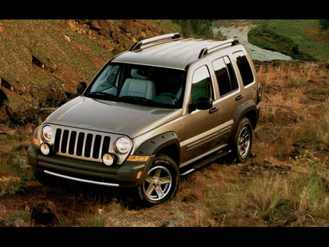 Junk 2006 Jeep Liberty in Lubbock
