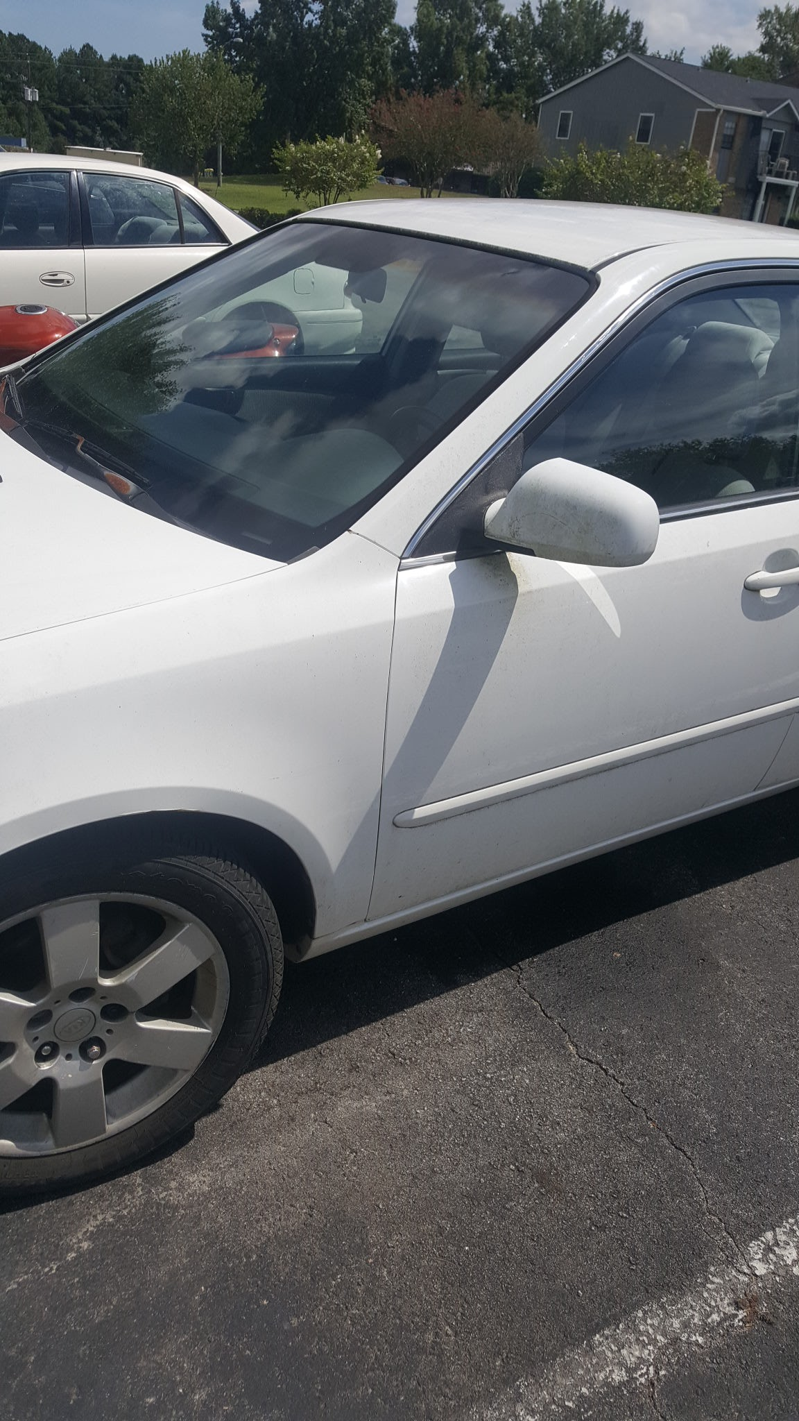 Junk 2006 Kia Optima in Jacksonville