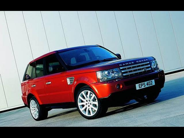Junk 2006 Land Rover Range Rover Sport in Saint Cloud