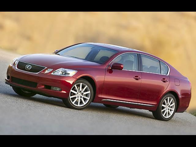 Junk 2006 Lexus GS Generation 2006 in Herndon